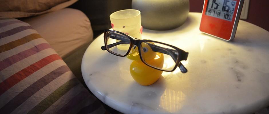verschiedene Brillenhaltermotive - lustig & praktisch